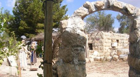 כפר חשמונאי – תל שילת